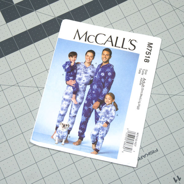M7518 pattern cover